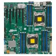 Supermicro X10DRi server/workstation motherboard LGA 2011 (Socket R) Intel® C612 ATX esteso