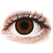 Pretty Hazel contact lenses - power - ColourVue BigEyes