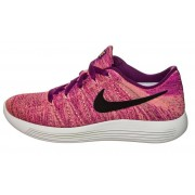 Nike LunarEpic Low Flyknit 2 W - scarpe running neutre - donna - Pink/Purple