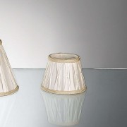 Spare Shade for Pleated Table Lights 15.5 cm