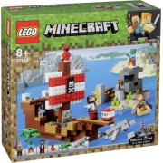 LEGO Minecraft 21152 The Pirate Ship