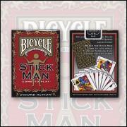 Bicycle Stick Man
