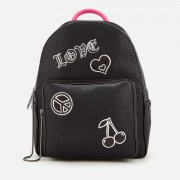 Juicy Couture Women's Aspen Zippy Backpack - Pitch Black