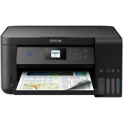 Epson EcoTank ET-2750 - Impressora multi-funções - a cores - jacto de tinta - A4/Legal (media) - até 33 ppm (impressão) - 100 f