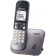 Bežični telefon Panasonic KX-TG6811FXM sivi