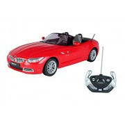 Toyhouse Officially Licensed Rastar BMW Z4 1:12 Scale Model Car, Red