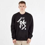 Carhartt tvc logo sweatshirt White/Black