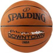 Spalding Basketball NBA Downtown (Outdoor) - orange/schwarz/weiß | 7
