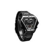 Relógio Masculino Weide Anadigi WH-1102 PT