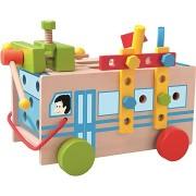 Woody Szerelhető autóbusz szerszámokkal
