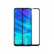 Folie protectie pentru Huawei P Smart 2019 din sticla securizata full size, negru