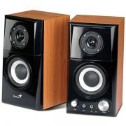 Zvučnici Genius SP-HF500A, 14W, drveni