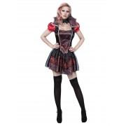 Vegaoo.es Disfraz de vampiro para mujer Halloween - S/M