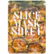 Kocostar slice sheet mask pineapple 20 ml