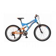 "Alpina bicikl Goblin 24"" blue-orange (B241S15180)"
