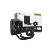 Water Cooler Hydro Series - H55 - Radiador 120MM Quiet Edition - Cw-9060010-Ww - Corsair