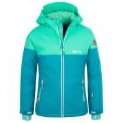 Trollkids - Girl's Hallingdal Jacket - Veste hiver taille 104, turquoise