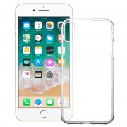Funda Para Iphone 7 Plus / IPhone 8 Plus Silicon TPU - Transparente