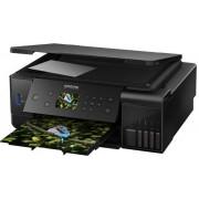 Epson EcoTank ET-7700 - Multifunctionele printer - kleur - inktjet - A4/Legal (doorsnede) - maximaal 32 ppm (printend) - 100 vellen