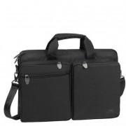 Notebook táska, 16\, RIVACASE \Tiergarten 8530\, fekete