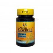 Nature Essential Germen de trigo 500mg 60 perlas - nature essential - complementos alimenticios