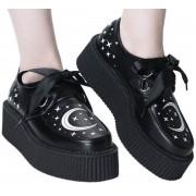 Telitalpú cipők - KILLSTAR - KSRA001137