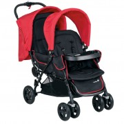 Safety 1st Tandem Stroller Duodeal Red 11488850