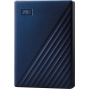 Hard disk extern WDC My Passport for Mac 4TB USB 3.1 2.5 inch Blue Worldwide