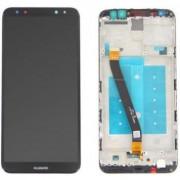 Display cu touchscreen si rama Huawei Mate 10 Lite Original Negru