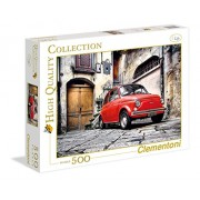 """Clementoni """"Fiat 500"""" Puzzle (500 Piece)"""