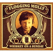 Flogging Molly: Whiskey on a Sunday [CD/DVD] [DVD] [2006]
