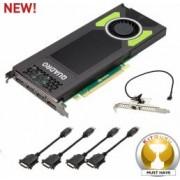 Placa video profesionala PNY Quadro M4000 8GB DDR5 256Bit