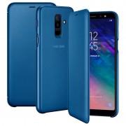 Capa Flip para Samsung Galaxy A6+ (2018) EF-WA605CLEGWW - Azul