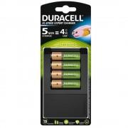 Duracell incarcator CEF15+Duracell acumulatori AAK4 1300mAh