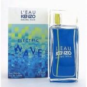 Kenzo l'eau par kenzo electric wave pour homme 50 ml eau de toilette edt profumo uomo