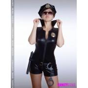 Sexy tuta corta da poliziotta SusyLA