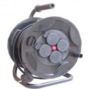 Prelungitor pe tambur 4P 15m cu protectie termica Comtec MF0012-03691