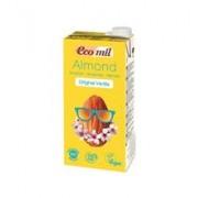 Bautura de Migdale cu Aroma de Vanilie Bio Ecomil 1L