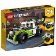 Конструктор Лего Криейтър - Ракетен камион, LEGO Creator 31103
