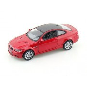 KINSMART DIE-CAST BMW M3 COUPE METAL WB Red Scale 1:36