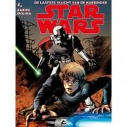 De laatste vlucht van de Harbinger / 2 - Star Wars