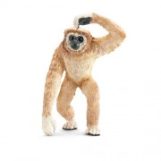 Schleich Adult Gibbon Toy Figure