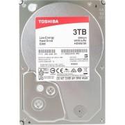 Toshiba E300 - Low-Energy Hard Drive 3TB (5940rpm/64MB) BULK [HDWA130UZSVA] (на изплащане)