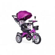 Dečiji tricikl playtime ljubičasti model 408 lux