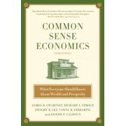 Common Sense Economics: What Everyone Should Know about Wealth and Prosperity, Hardcover