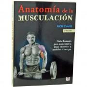 Tutor Libros anatomia de la musculacion