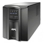 APC SMT1500I SMART-UPS 1500VA LCD 230V CON SMARTCONNECT. APC SMART-UPS , 980WATTS/1500VA, INGRESSO 230V/USCITA 230V, INTERFACE PORT DB-9 RS-232, SMARTSLOT, USB