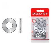 """Saiba plata forma """"a"""" din 125, otel, zincat - 13 - [25 buc] 0125A13B"""
