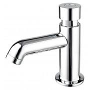 Presstige robinet lavoar cu temporizare pentru apa rece si premixata