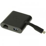 Dell Dock USB-C to HDMI/VGA/Ethernet/USB DA200 470-ABRY
